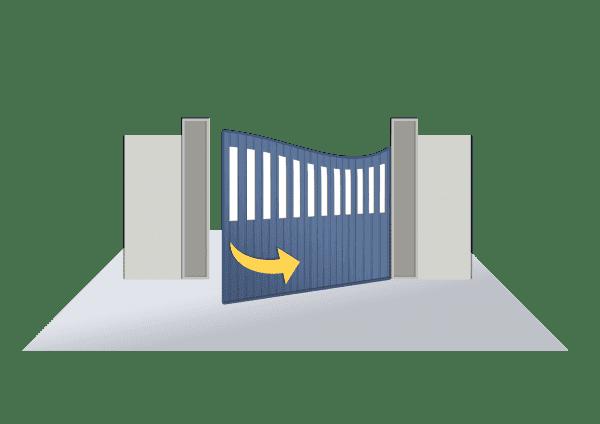 Oferta Puerta Batiente Automática