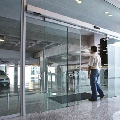 Puertas de Cristal Automáticas Innova
