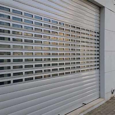Automatización de Puertas Enrollables
