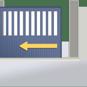 Oferta puerta corredera automática