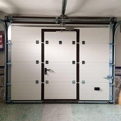 Puertas Seccionales Innova