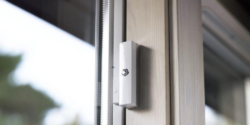 Sensores para apertura de puertas automáticas