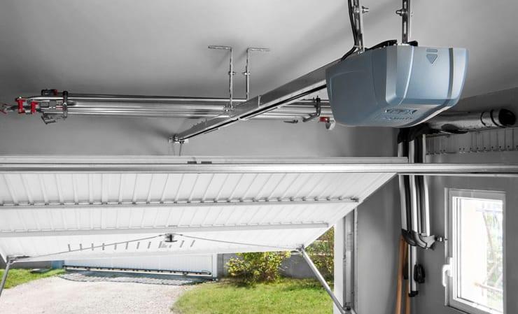 Tipos de motores para puertas de garajes automáticas
