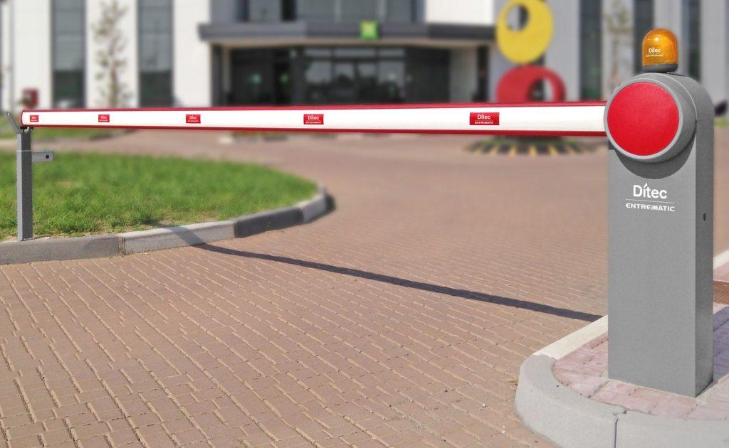 mantenimiento de barreras automáticas