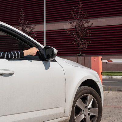 Barreras automáticas para control de acceso vehicular